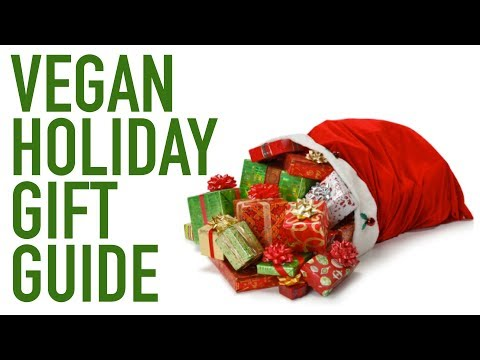 The BEST Vegan Christmas Gift Guide Ever + 10% Discount!