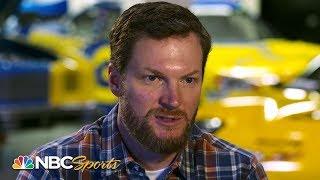 Dale Earnhardt Jr. remembers joining Earnhardt Sr. in IMSA Rolex 24 at Daytona | NBC Sports