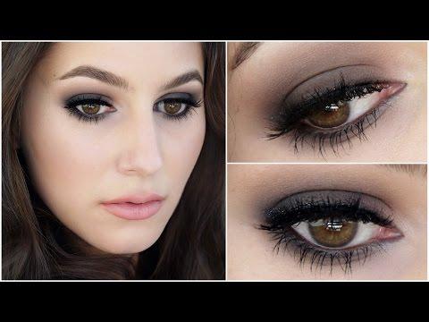 The Little Black Dress of Makeup - Smokey Eye Tutorial