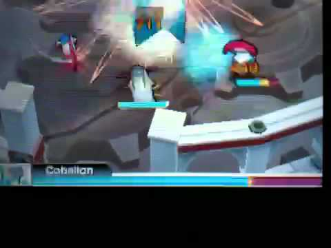 Pokemon Rumble Blast - Cobalion