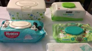 Baby Wipes Review: Which Brands? Huggies,Pampers, Kirkland... ? @Cinson888