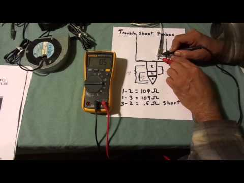 QMaster Automatic Temperature Controller Troubleshoot Pit and Meat Probes