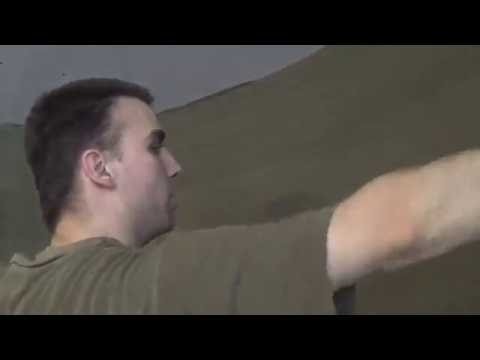 HOW TO KEY COAT CURVED WALL READY FOR SKIM COAT PLASTER Cement a round wall