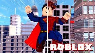 MELHOR MINIGAME DE SUPER-HERÓI! - Roblox