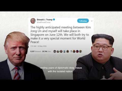 Trump cancels summit with Kim Jong-Un