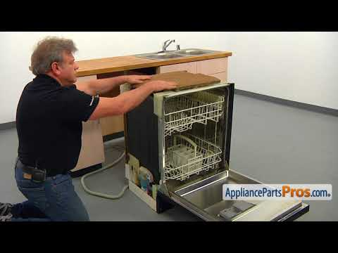 Dishwasher Pressure Chamber (Part #00499500) - How To Replace