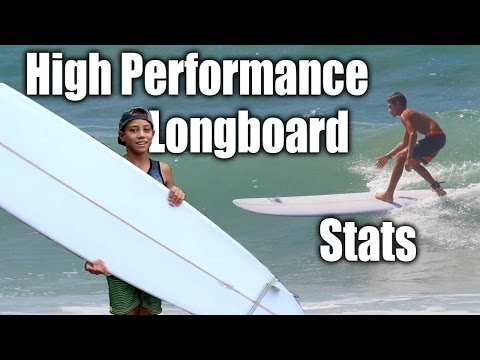 High Perormance Longboard Dimensions & Review