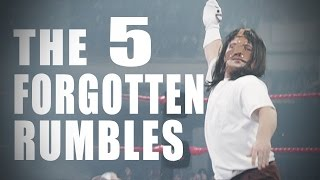 5 Forgotten Royal Rumble Matches - 5 Things