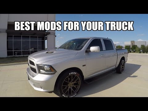 What Simple Mods Can You Do To Your Truck?