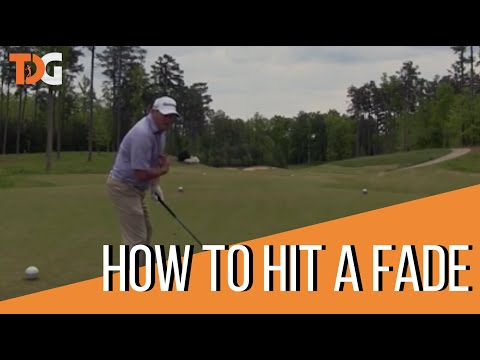 how to hit a fade