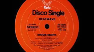 Heatwave - Boogie Nights (Dj