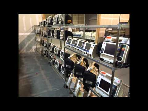 Used Medical Equipment Auction Preview - April 2, 2015