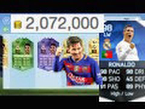 FIFA 15 IOS/ANDROID MAKE MILLIONS OF COINS QUICK