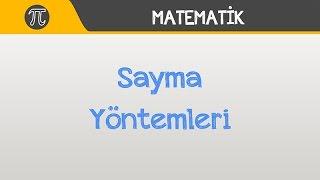 Permutasyon -1 (Sayma Yöntemleri) | Matematik | Hocalara Geldik