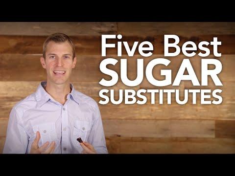 Five Best Sugar Substitutes