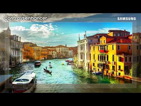 Samsung Full HD TV M5500 - Ultra Clean View