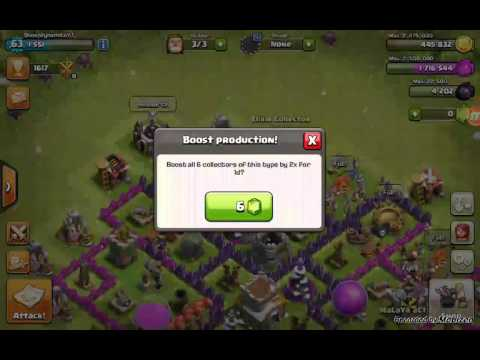 Clash of clans EP 4: new base, main account
