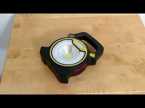 lets look at a cheap amazon COB camping lantern