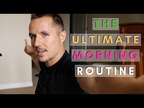 The ULTIMATE Morning Routine for Health & Productivity