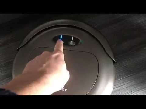 Kobot RV353 Robot vacuumimg the house    vacuum cleaning the floor