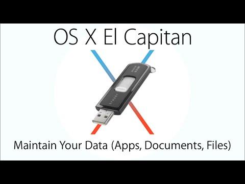 How to Create OS X El Capitan Bootable USB Flash Drive