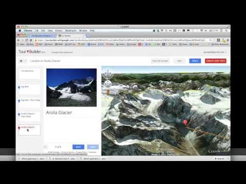 Google Earth Tour Builder HowTo