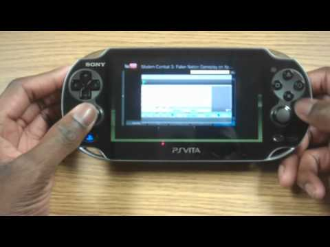 PS Vita: How to watch YouTube videos on a PS Vita (with PS3)
