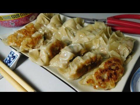 Dim Sum : Pork Dumpling with Dipping Sauce, Hong Kong Style.