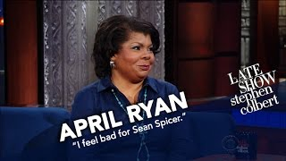 April Ryan Defines The Cardinal Responsibility Of The Press