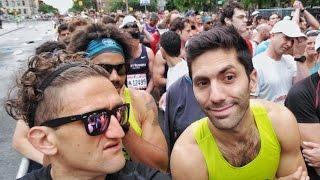brooklyn half marathon who won