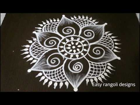 Xxx Mp4 Latest Easy Free Hand Rangoli Designs Simple Kolam With Out Dots Muggulu Designs Rangavalli 3gp Sex