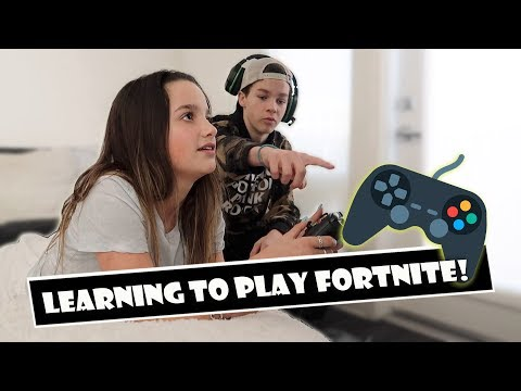 Learning To Play Fortnite 🎮 (WK 374.7)   Bratayley