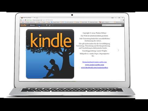 Kindle Cloud Reader - E-Book im Internet lesen