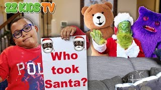 Download Santa Is Missing Part 2! (Was It Teddy, Cute Monster, Grinch, or Gingerbread Man)