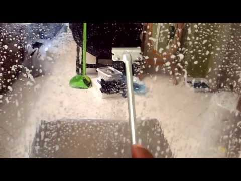 Frameless Glass Shower (How to clean) (888) 83-GLASS Exceptional Glass LLC