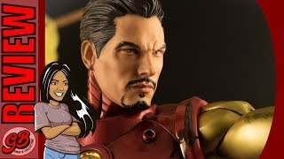 Xm Studios Classic Iron Man Review