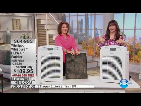 Whirlpool Whispure HEPA Air Purifier
