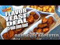 FLAVOR FEAST DEAL: 15-minute Time Limit | Sonic Drive-in