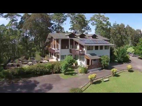 Chalet Swisse Spa Coastal Property For Sale NSW Australia