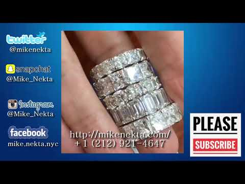 Choose from These Diamond Eternity Band