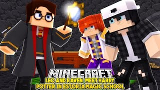 harry potter roleplay minecraft