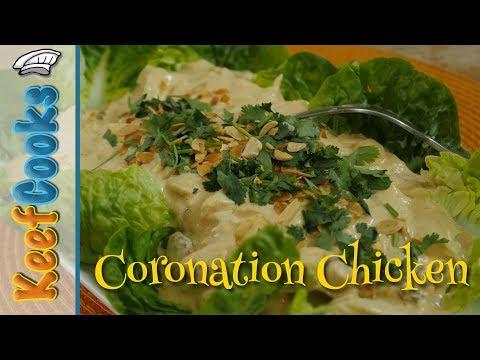 Coronation Chicken | Curried Chicken Salad