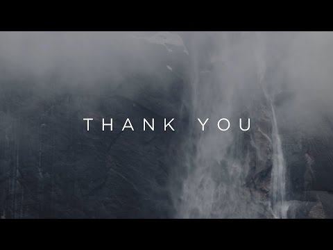 Thank You (Official Lyric Video) - Jonathan Helser | Have It All