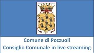 Comune di Pozzuoli: Consiglio Comunale 28 aprile 2016