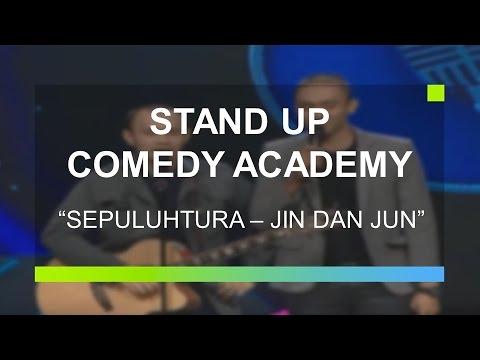 Sepuluhtura - Jin dan Jun (Stand Up Comedy Academy)