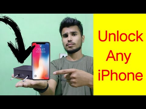 Grey Key Tool Can Unlock iPhone X 😮