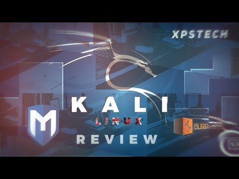 KALI LINUX : THE BEST DISTRO FOR HACKING!