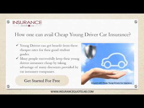 Young Driver Car Insurance at Cheap Cost | Get Cheap Car Insurance for Young and New Drivers
