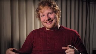 Ed Sheeran - See Ed on the #EdCarpet...