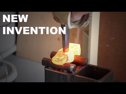 New Blacksmithing Invention